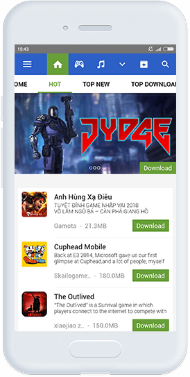 Apptoko Android - Download mobile applications and games for free 2