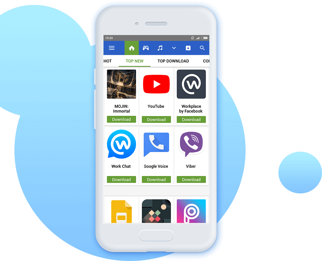 Apptoko Android - Download mobile applications and games for free 5