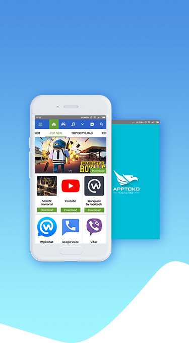Apptoko Android - Download mobile applications and games for free